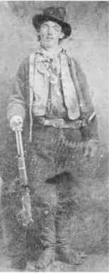 Cette photo de Billy the Kid prise vers 1880 est la seule qui soit reconnue par tous les historiens.
