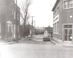 Banque Thetford Mines - mars 1966