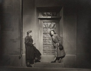 """Pièce """"Tit-Coq"""", écrite et jouée par Gratien Gélinas pour la première fois en 1948."""