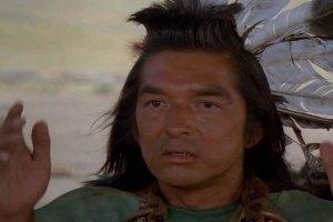 """Dans le film """"Danse avec les Loups"""", Graham Greene jouait le rôle d'un chef Sioux nommé Kicking Bird.  S'était-on inspiré du véritable personnage?"""