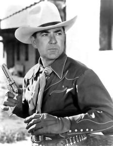 L'acteur Johnny Mack Brown a été l'un des premier à incarner le rôle de Billy the Kid au cinéma.