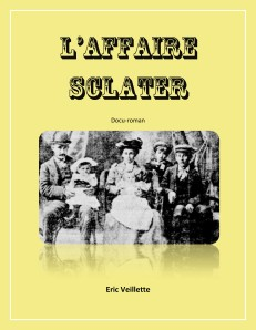Affaire Sclater - couverture 02