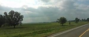Aperçu de la région de Briartown, Oklahoma (photo: Google Earth)