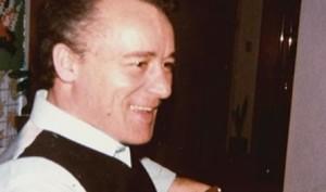 Jean-Pierre Corbin, à l'époque où il gagnait sa vie comme barman.