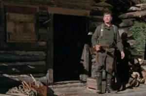 L'acteur Charles Bronson a personnifié le mystérieux Albert Johnson dans le film Death Hunt (1981).