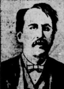Antoine Toutant était âgé de 59 ans en 1906.  Ses ancêtres étaient originaires du village de Champlain.