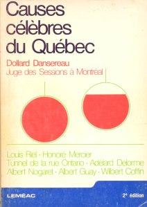 Éric-Causes célèbres du Québec