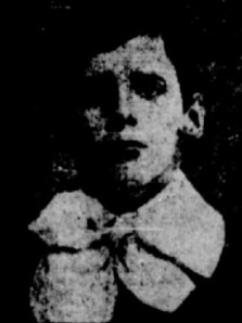 Oswald Toutant, 14 ans, a également été blessé lors de l'accident.