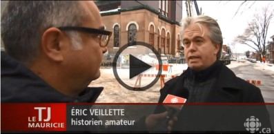 16 décembre 2014 - reportage de Pierre Marceau
