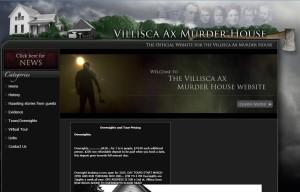 Site Internet consacré à la tuerie de Villisca