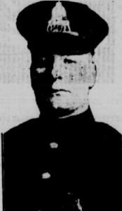 Le constable Dollard Pelletier a fait son entrée dans la police de Montréal en mai 1914.  Il était père de six jeunes enfants en 1930.
