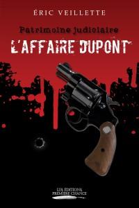 L'affaire Dupont test 5 - couverture finale