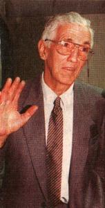 Clément Massicotte en 1996.