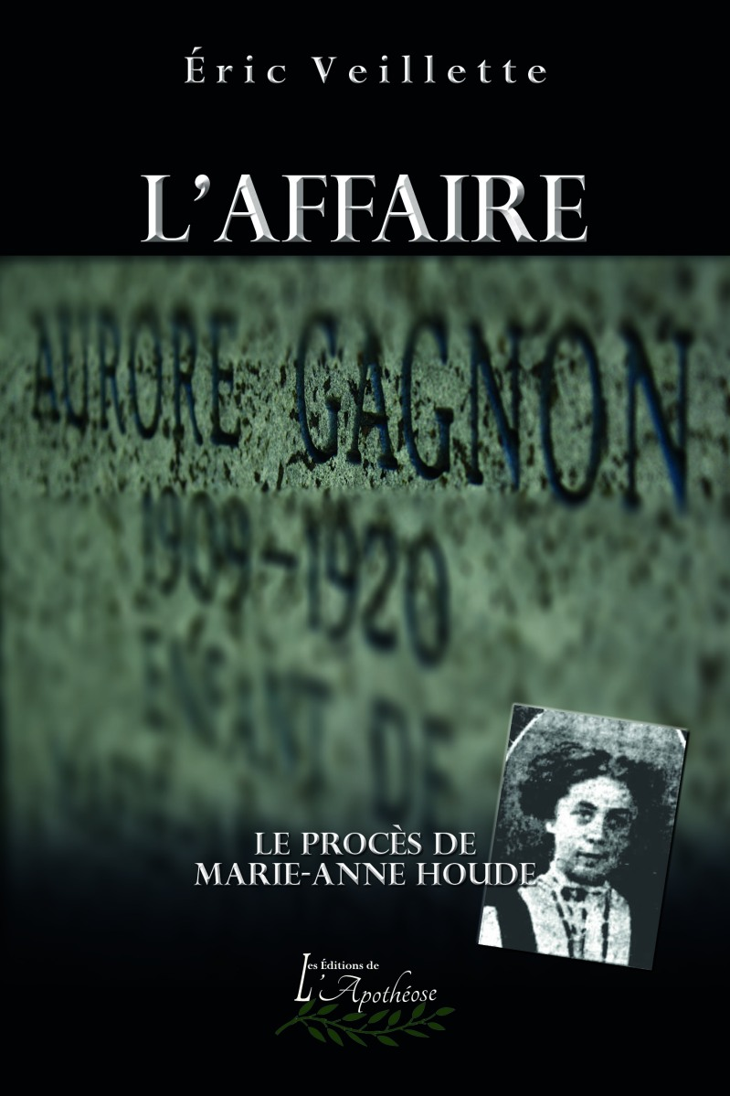 L'affaire Aurore Gagnon, l'introduction