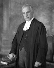 Juge Fernand Choquette