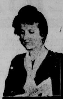 Blanche Garneau - L'Action Catholique 30 juillet 1920