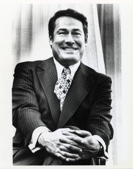 Jérôme Choquette était ministre de la Justice pendant la Crise d'octobre.