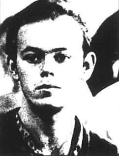 """Edmond Guenette, condamné à mort pour double meurtre, se trouvait sur la liste des """"prisonniers politiques""""."""