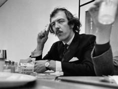 """Me Robert Lemieux, """"l'avocat"""" du FLQ."""