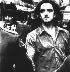 Bernard Lortie , le jour de sa comparution devant le coroner Trahan.
