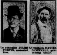 1910 - les victimes de T. Candy